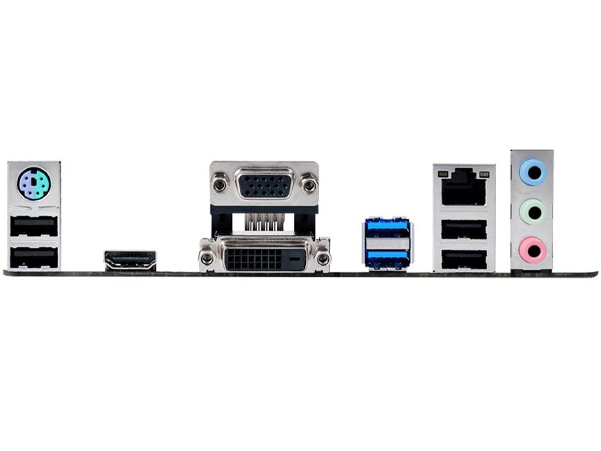 『本体 接続部分』 H110I-PLUS の製品画像