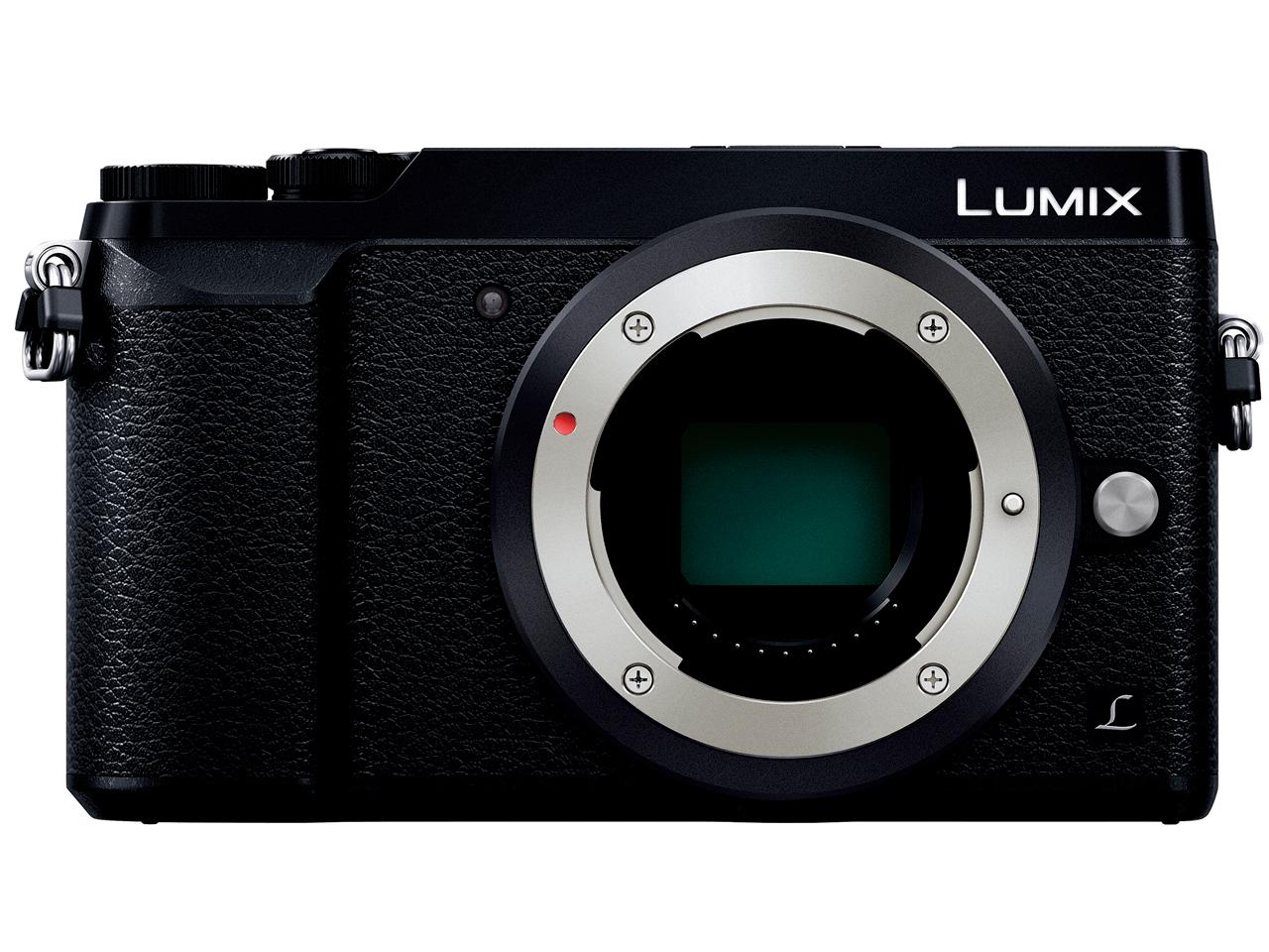 LUMIX DMC-GX7MK2-K ボディ [ブラック] の製品画像