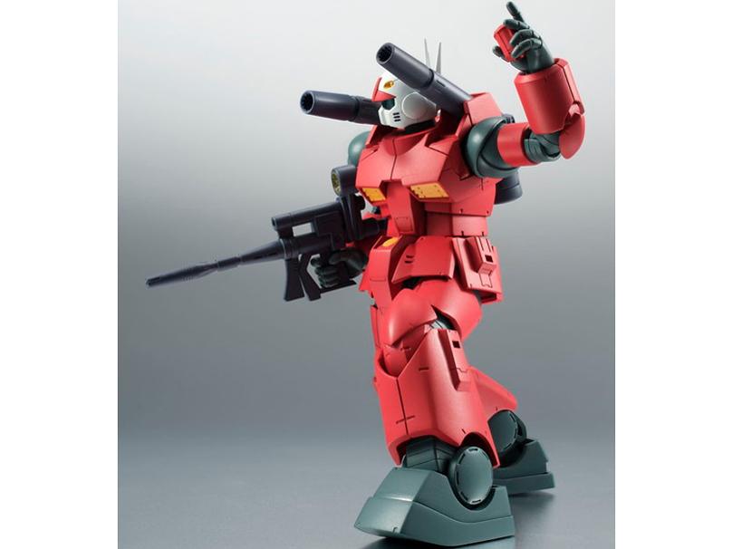 『アングル1』 ROBOT魂 SIDE MS RX-77-2 ガンキャノン ver. A.N.I.M.E. の製品画像