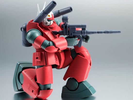 『アングル2』 ROBOT魂 SIDE MS RX-77-2 ガンキャノン ver. A.N.I.M.E. の製品画像