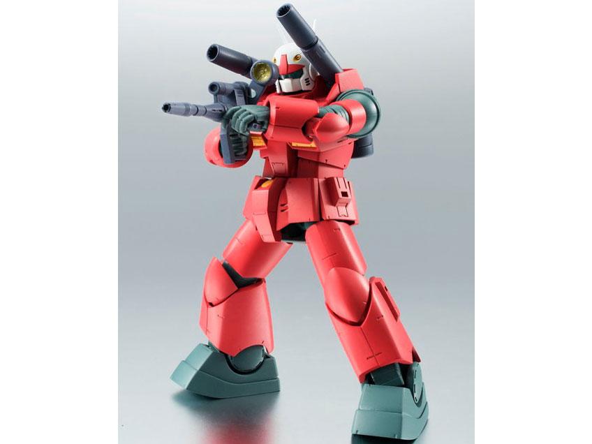 『アングル4』 ROBOT魂 SIDE MS RX-77-2 ガンキャノン ver. A.N.I.M.E. の製品画像
