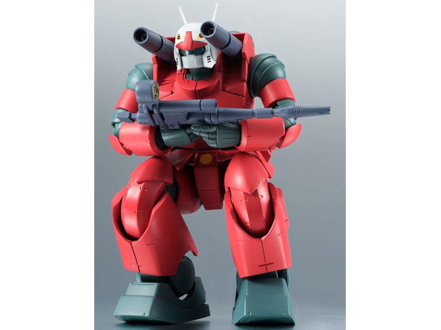 『アングル6』 ROBOT魂 SIDE MS RX-77-2 ガンキャノン ver. A.N.I.M.E. の製品画像