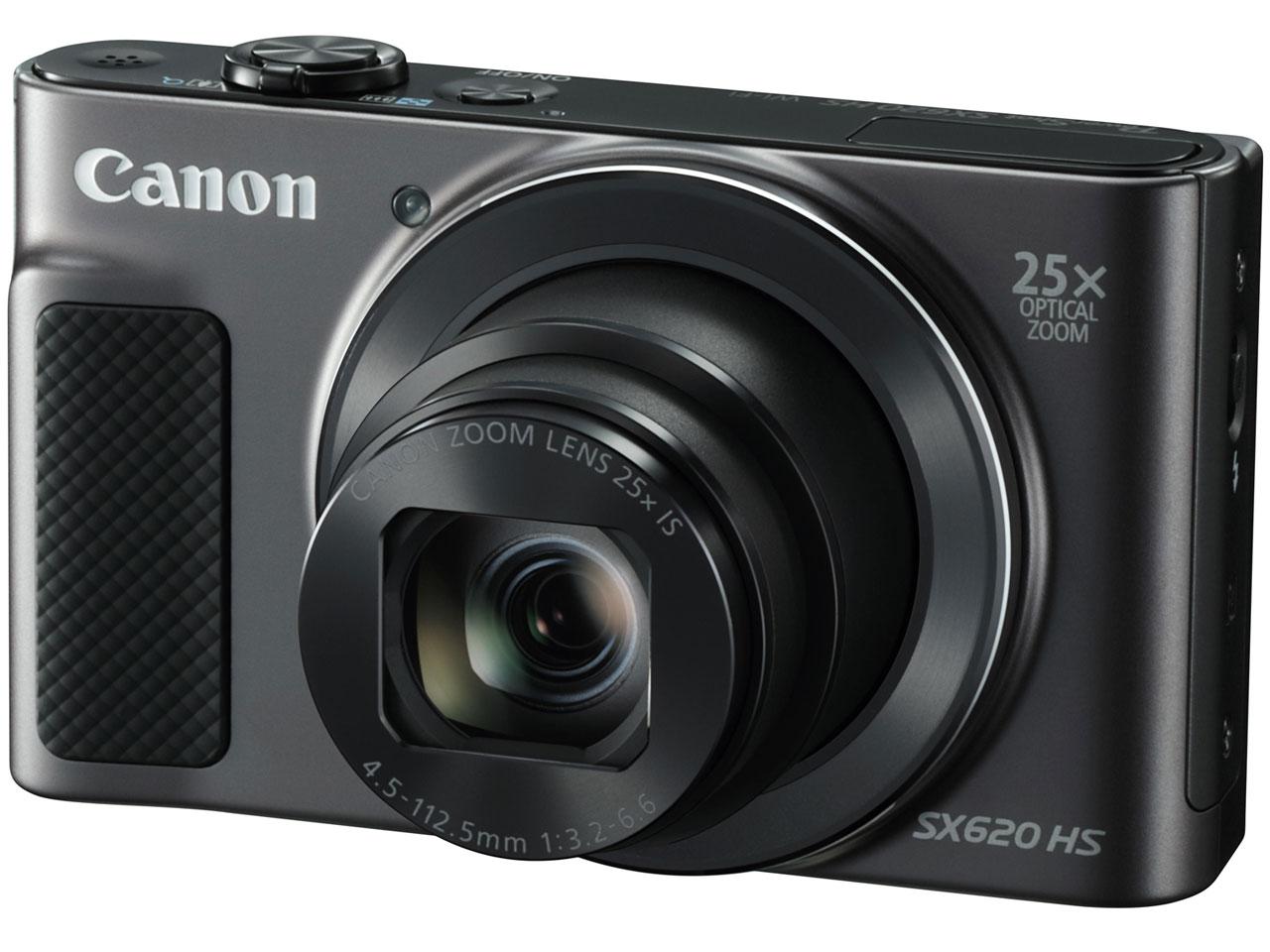 PowerShot SX620 HS [ブラック] の製品画像
