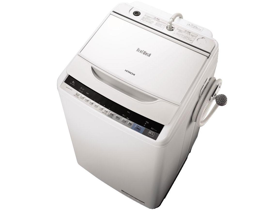ビートウォッシュ BW-V80A(W) [ホワイト] の製品画像