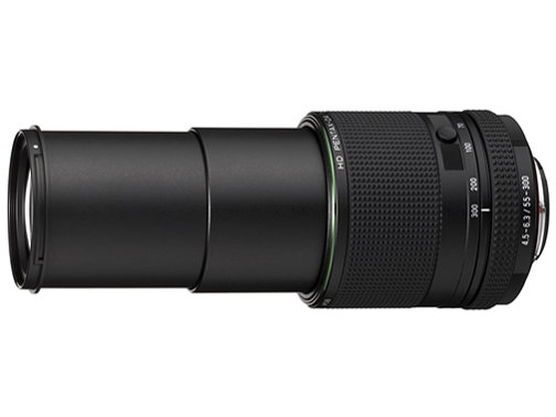 『本体 側面2』 HD PENTAX-DA 55-300mmF4.5-6.3ED PLM WR RE の製品画像