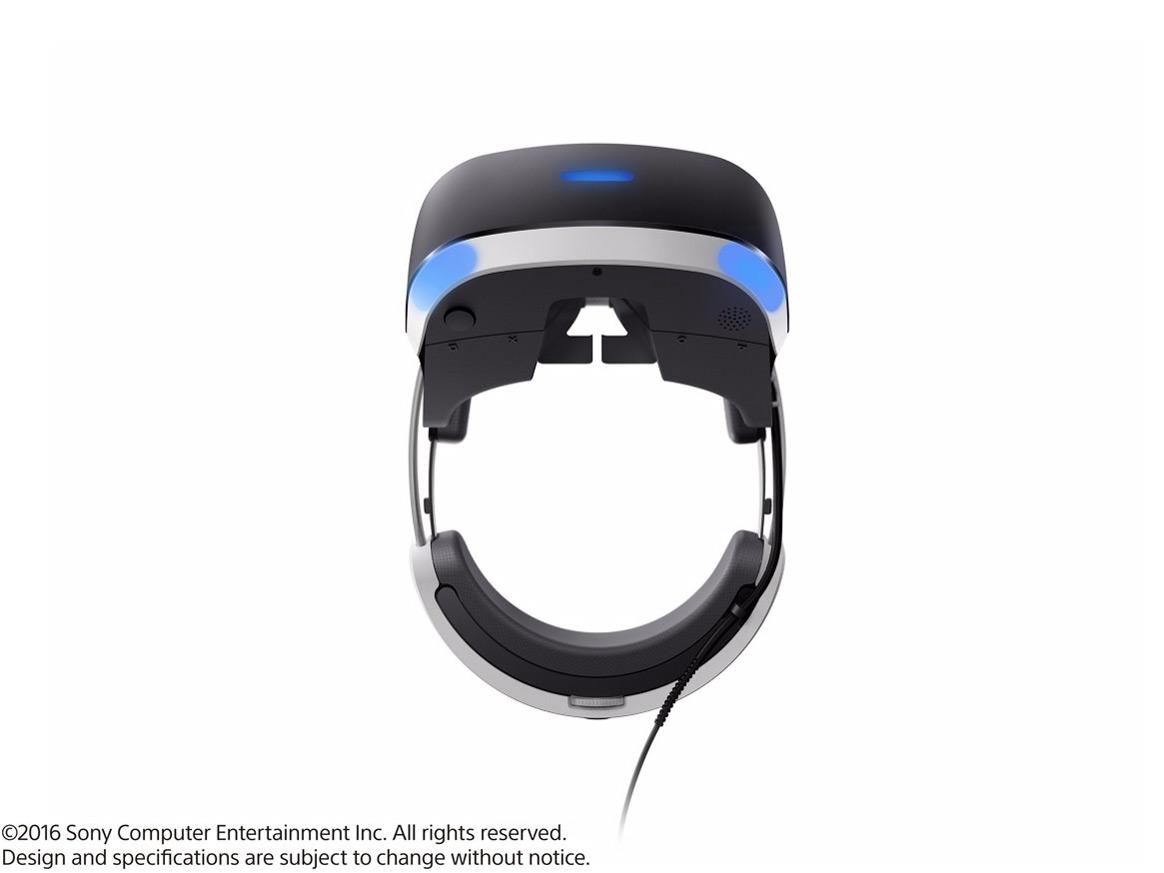 『本体4』 PlayStation VR PlayStation Camera同梱版 CUHJ-16001 の製品画像