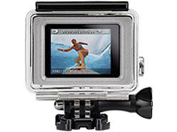 『本体 背面』 HERO4 Silver Edition Surf CHDSY-401-JP2 の製品画像