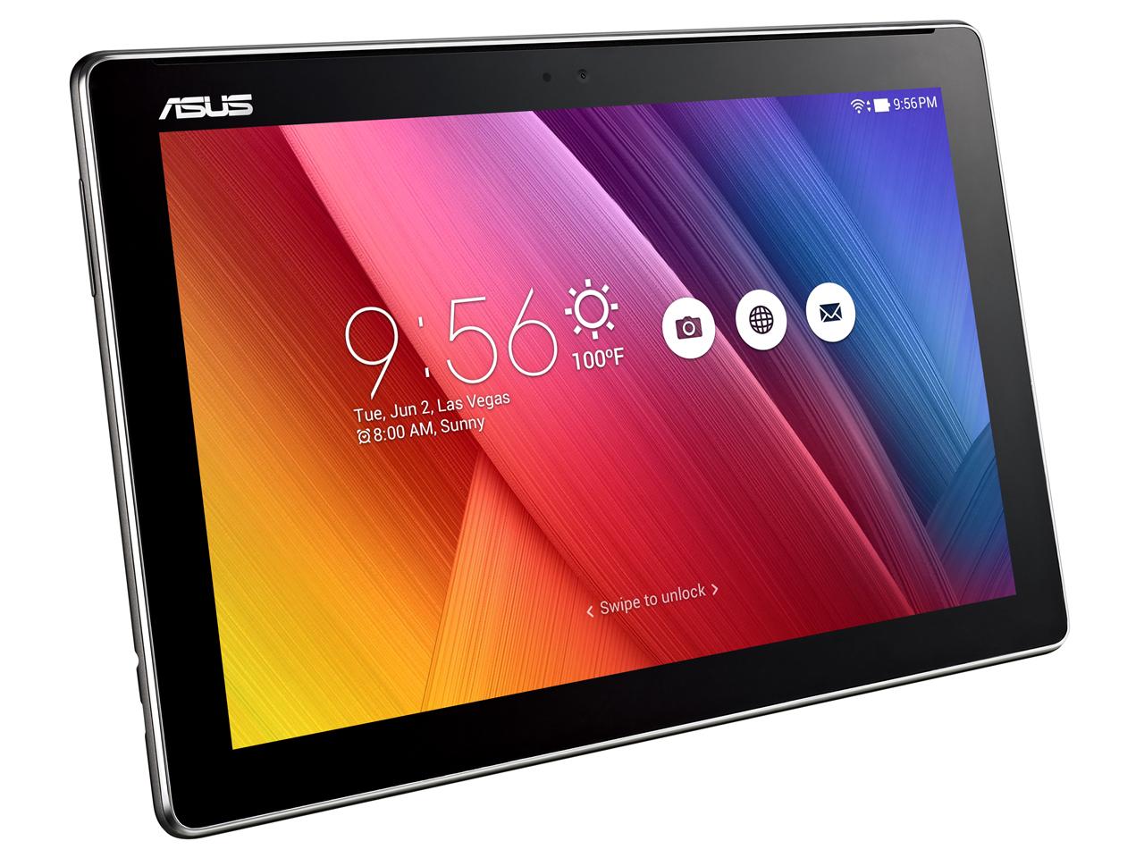 ASUS ZenPad 10 Z300M-BK16 [ブラック] の製品画像