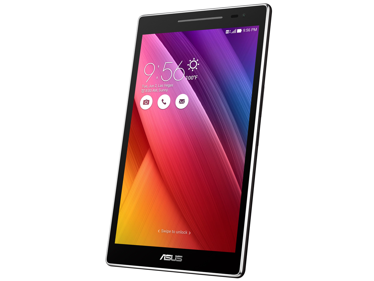 ASUS ZenPad 8.0 Z380KNL-BK16 SIMフリー [ブラック] の製品画像