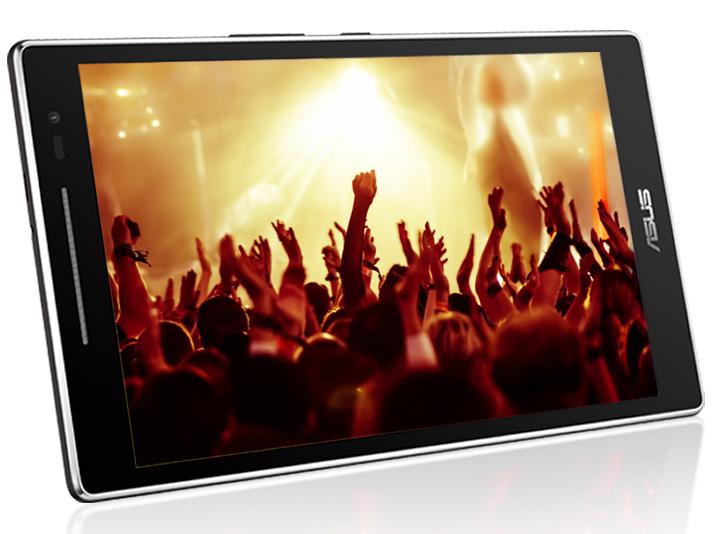 『本体2』 ASUS ZenPad 8.0 Z380KNL-BK16 SIMフリー [ブラック] の製品画像