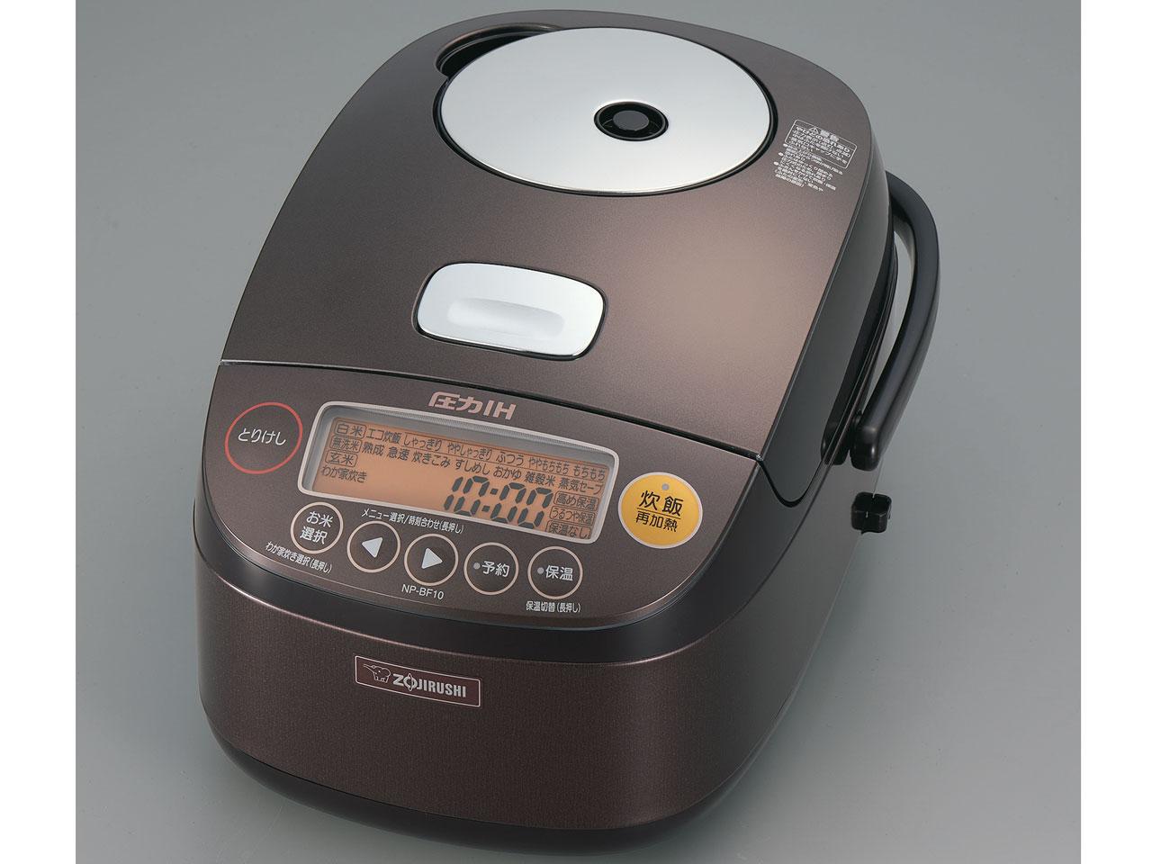 極め炊き NP-BF10-TD [ダークブラウン] の製品画像