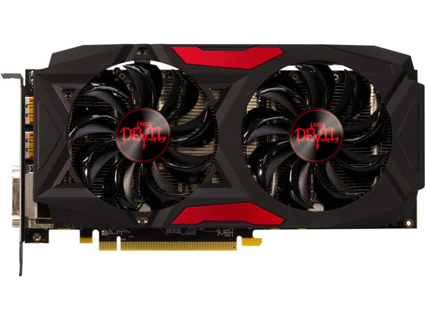 『本体1』 PowerColor Red Devil Radeon RX 470 4GB GDDR5 AXRX 470 4GBD5-3DH/OC [PCIExp 4GB] の製品画像