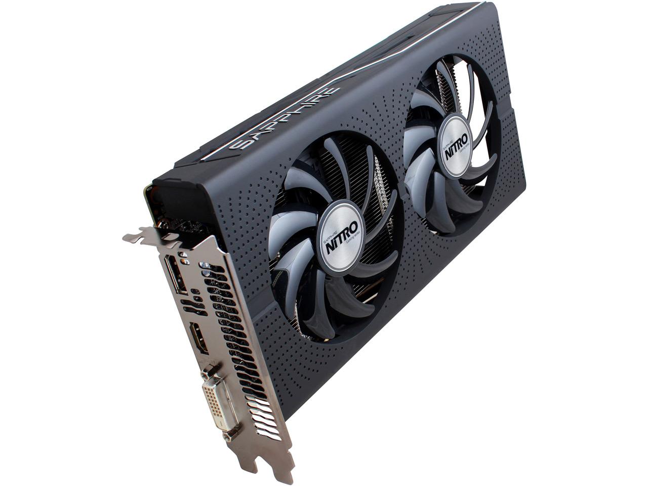 『本体3』 SAPPHIRE NITRO RX 460 4GD5 [PCIExp 4GB] の製品画像