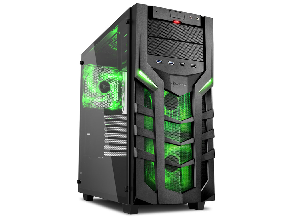 SHA-DG7000-GN [グリーン] の製品画像