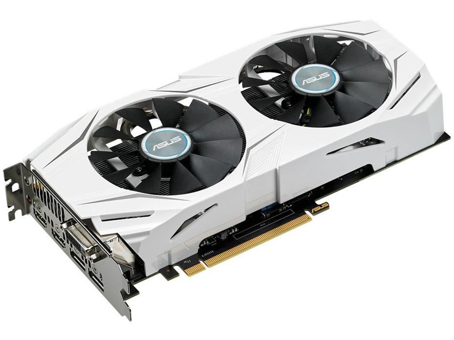 『本体2』 DUAL-GTX1070-O8G [PCIExp 8GB] の製品画像