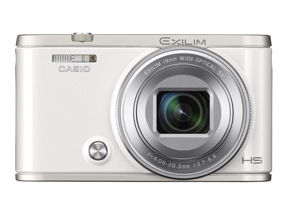 HIGH SPEED EXILIM EX-ZR4000WE [ホワイト] の製品画像