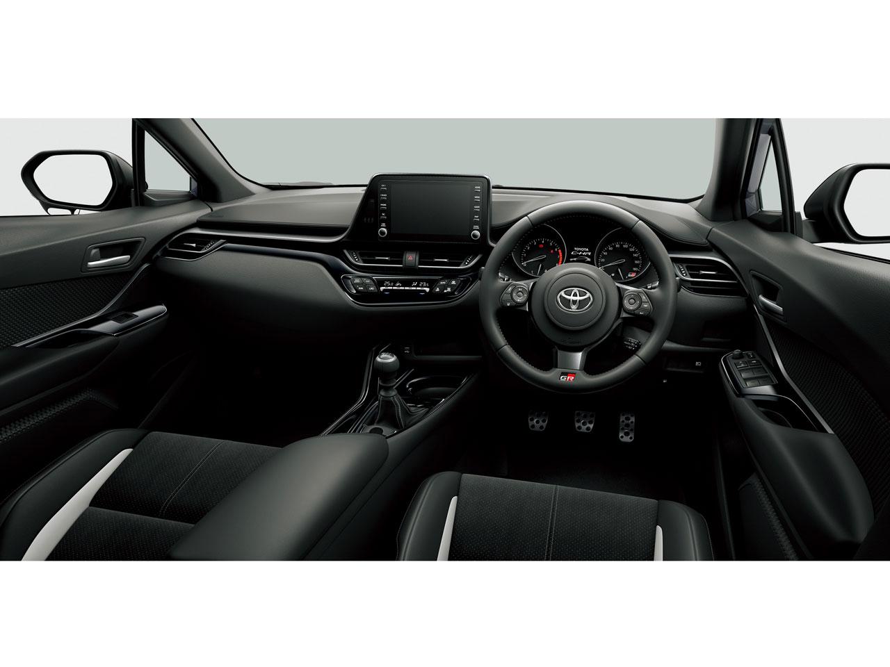 『インテリア1』 C-HR 2016年モデル の製品画像