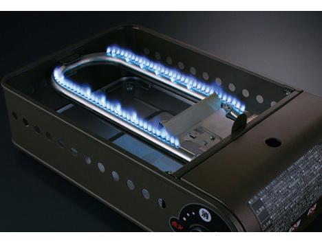 『本体 バーナー部分』 スーパー炎たこ CB-ETK-1 の製品画像