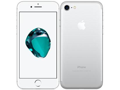 iPhone 7 128GB SIMフリー [シルバー] の製品画像