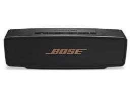 『本体』 SoundLink Mini Bluetooth speaker II Limited Edition [ブラック/カッパー] の製品画像