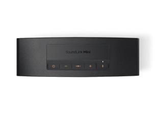 『本体 操作部分』 SoundLink Mini Bluetooth speaker II Limited Edition [ブラック/カッパー] の製品画像