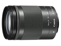 『本体 側面』 EF-M18-150mm F3.5-6.3 IS STM [グラファイト] の製品画像