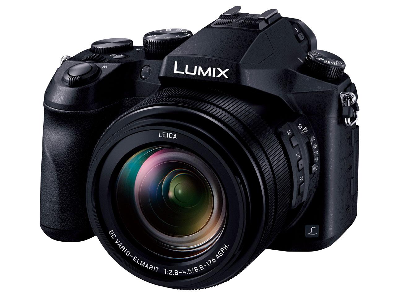 LUMIX DMC-FZH1 の製品画像