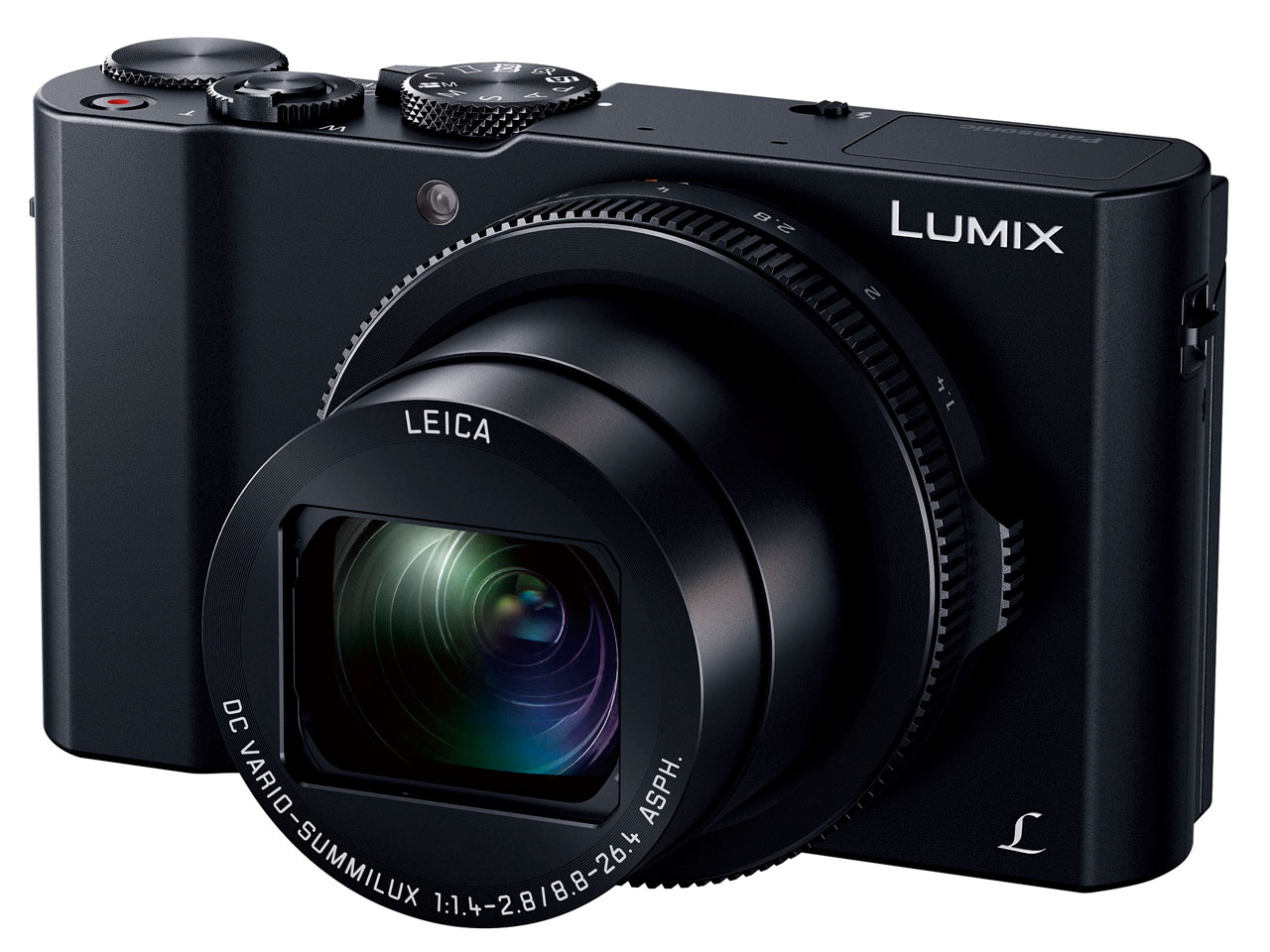 LUMIX DMC-LX9 の製品画像