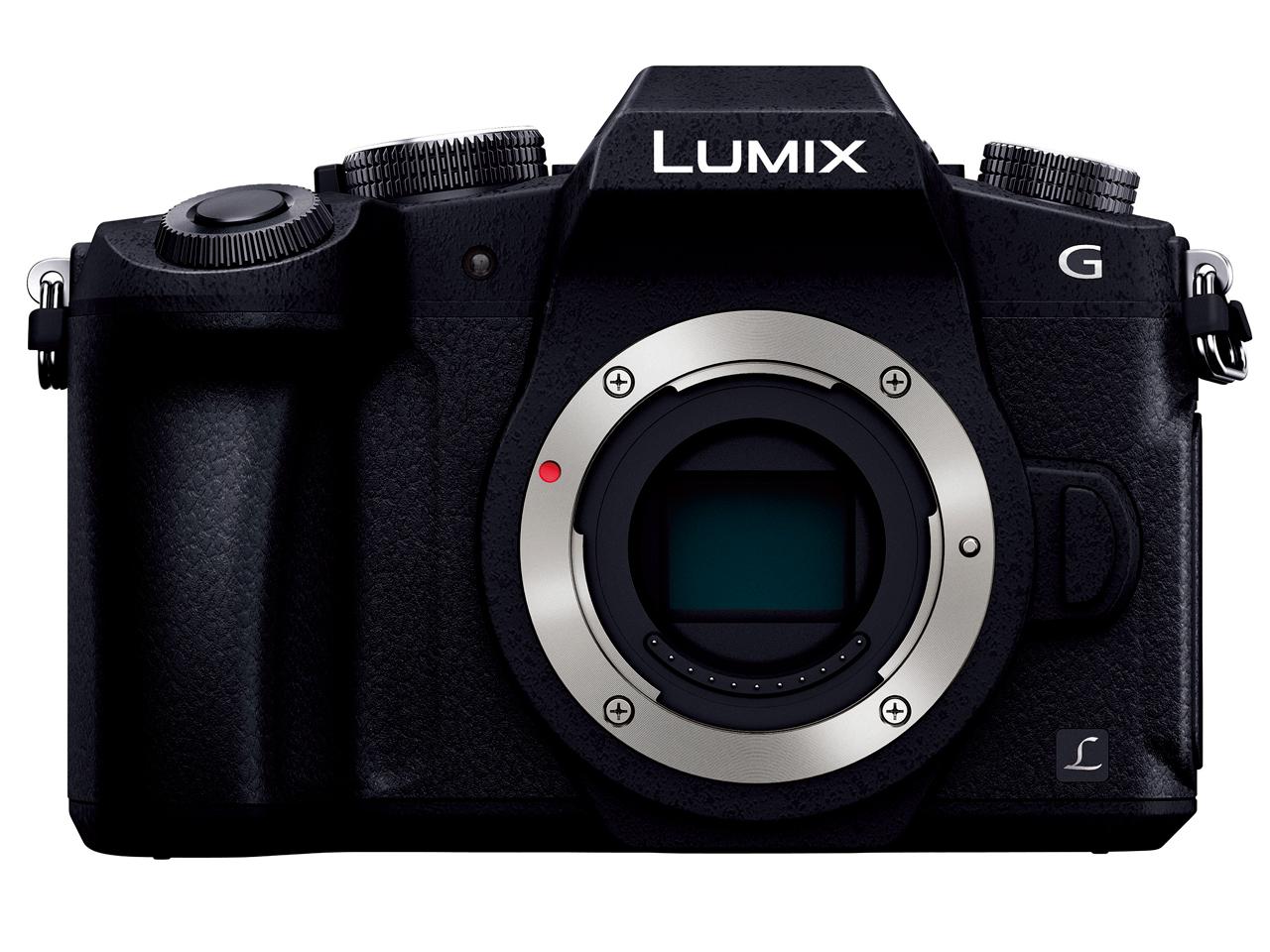 LUMIX DMC-G8 ボディ の製品画像