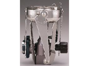 カセットガス ジュニアコンパクトバーナー CB-JCB [シルバー] の製品画像