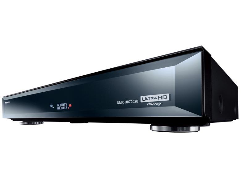 『本体2』 ブルーレイディーガ DMR-UBZ2020 の製品画像