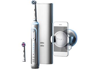 オーラルB ジーニアス9000 D7015256XCWH [ホワイト] の製品画像