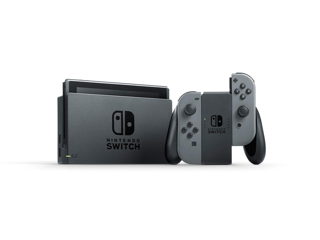 『本体3』 Nintendo Switch [グレー] の製品画像