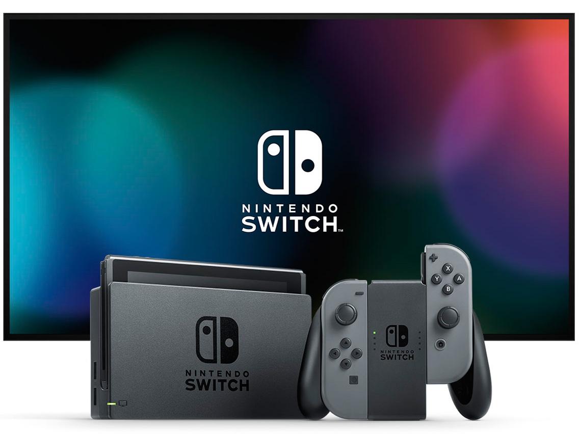 『本体4』 Nintendo Switch [グレー] の製品画像
