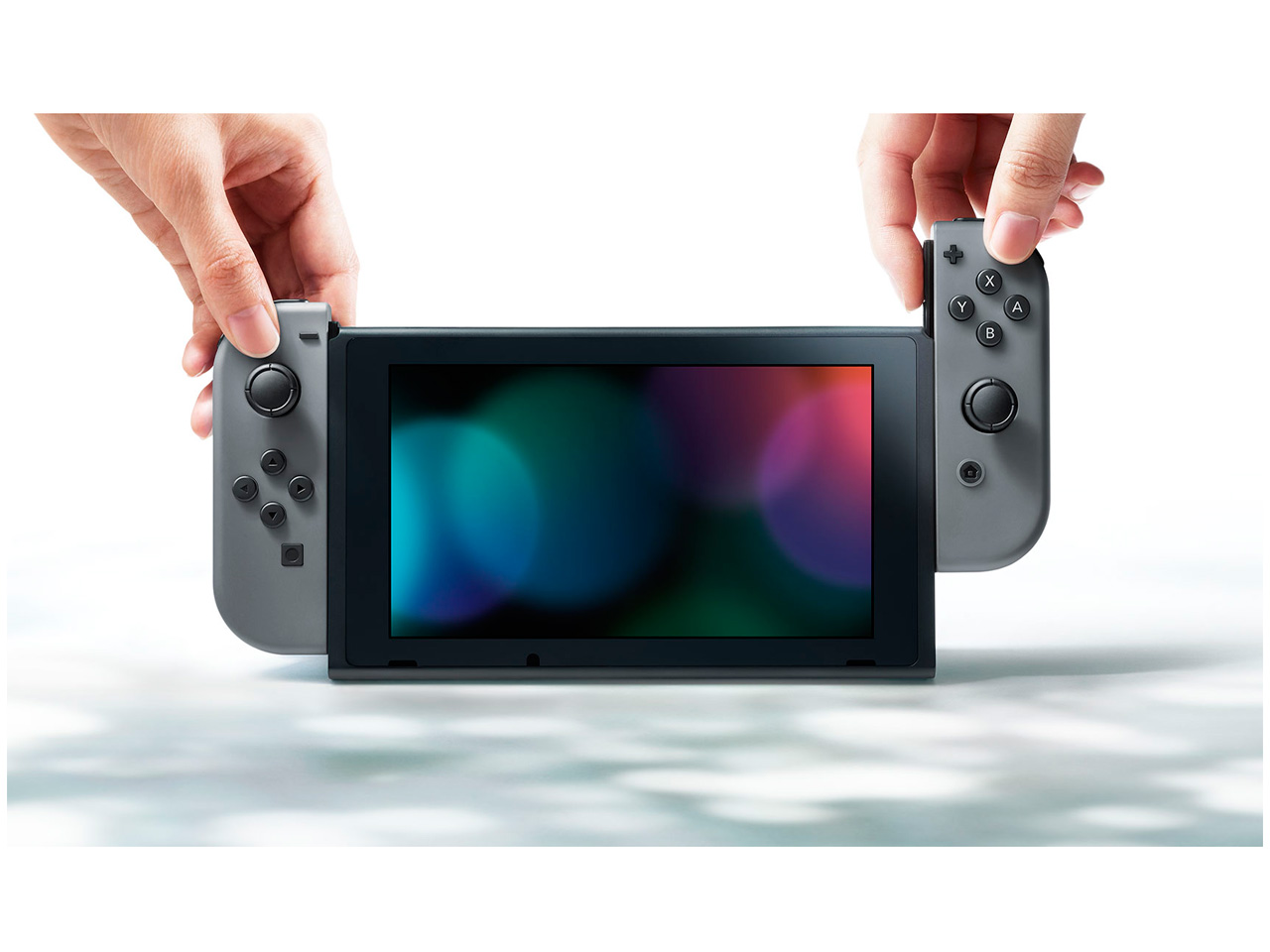 『本体5』 Nintendo Switch [グレー] の製品画像