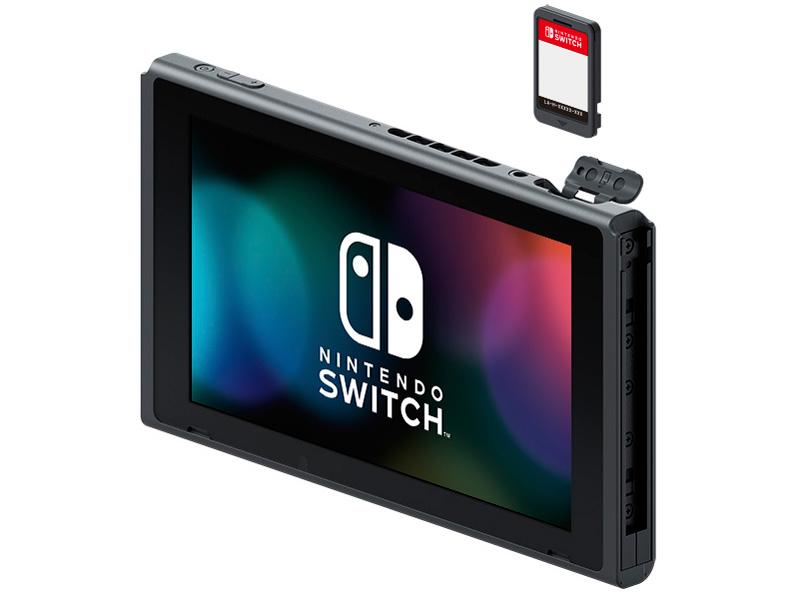 『本体7』 Nintendo Switch [グレー] の製品画像