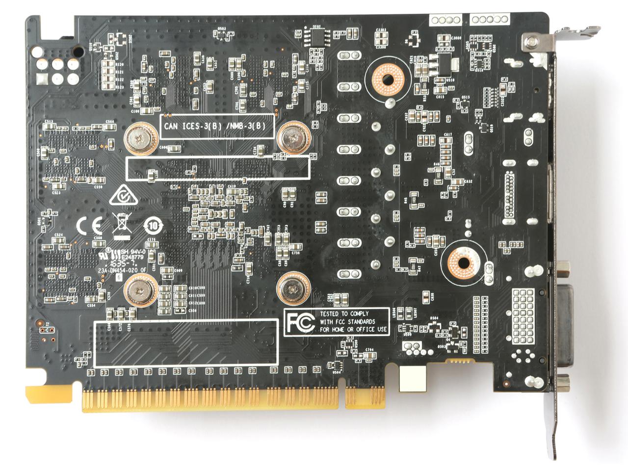 『本体4』 ZOTAC GeForce GTX 1050 2GB Mini ZT-P10500A-10L [PCIExp 2GB] の製品画像