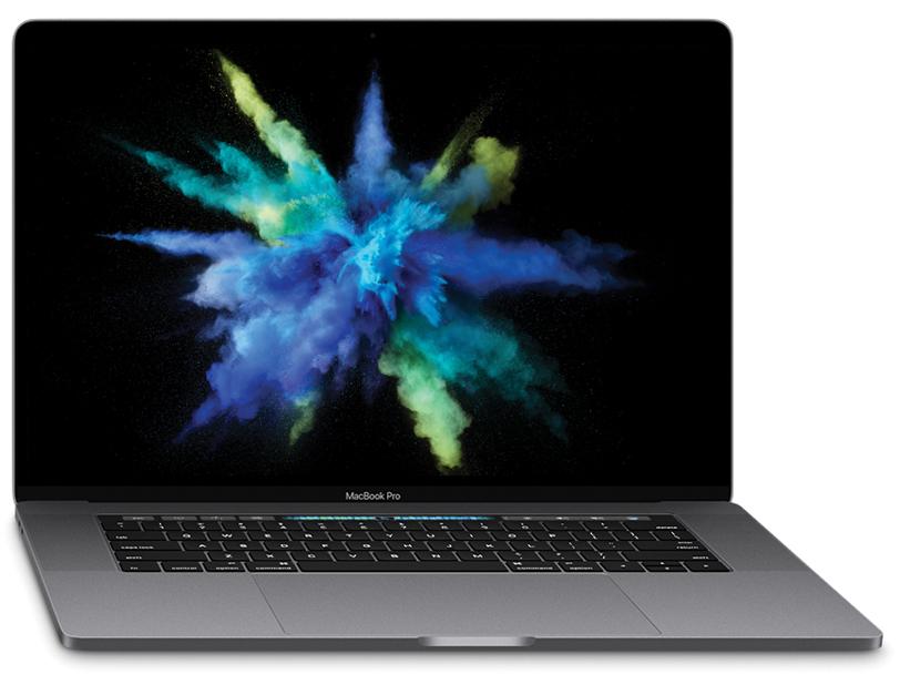 MacBook Pro Retinaディスプレイ 2600/15.4 MLH32J/A [スペースグレイ] の製品画像