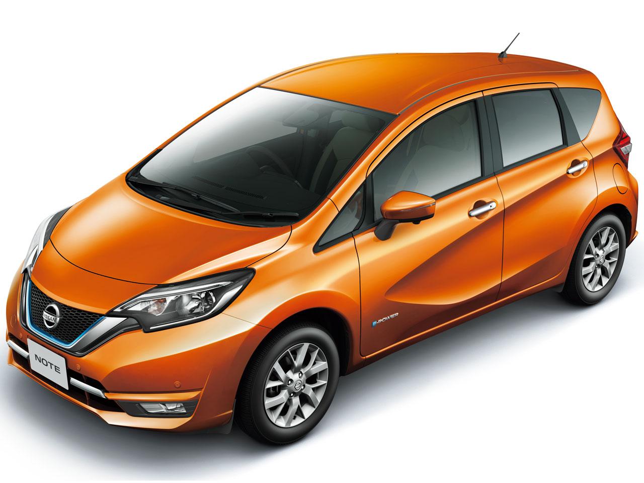 日産 ノート e-POWER 2016年モデル 新車画像