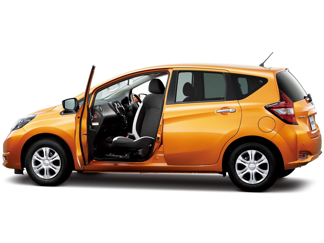 日産 ノート e-POWER 福祉車両 2016年モデル 新車画像