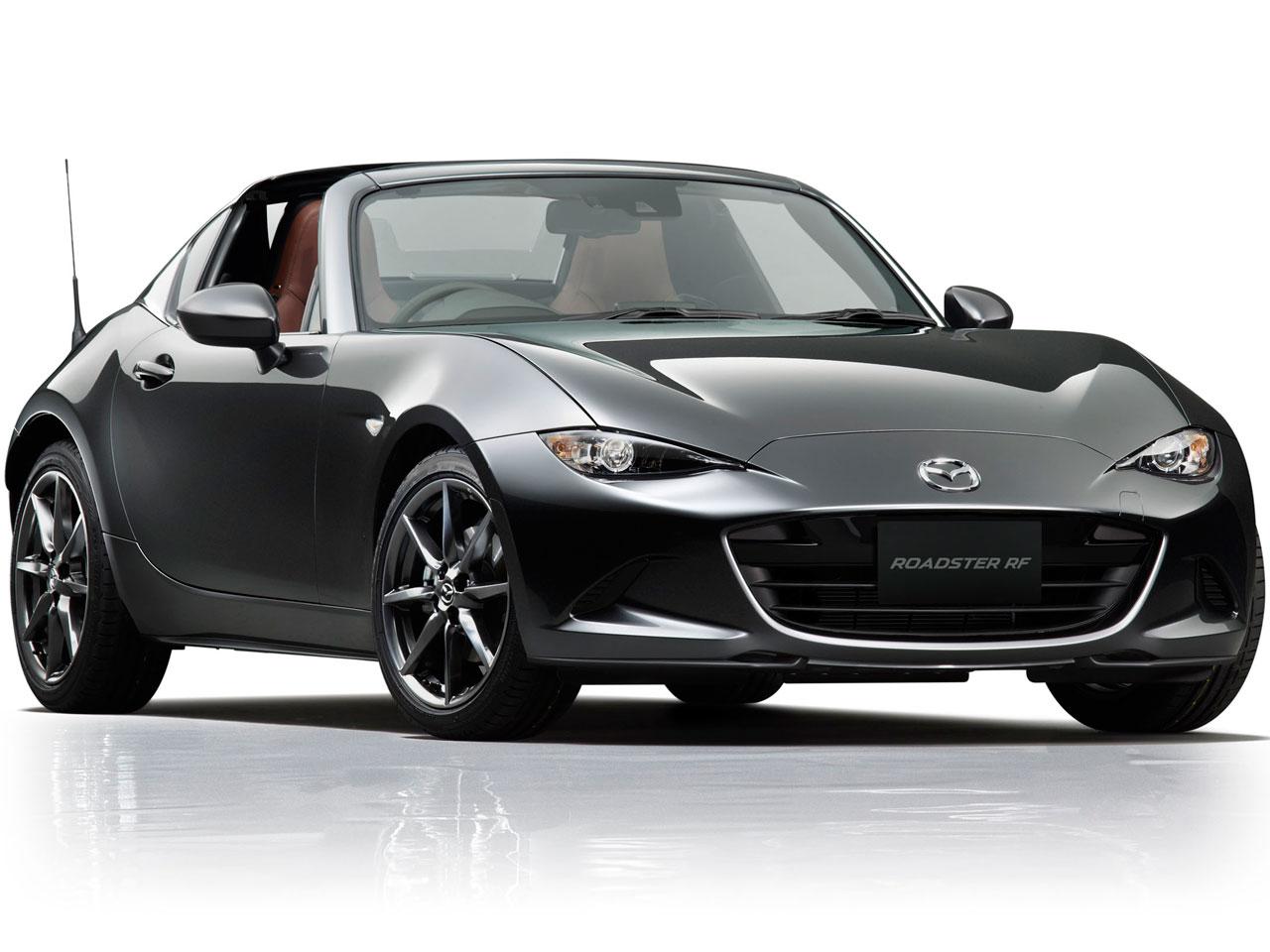 マツダ ロードスター RF 2016年モデル 新車画像