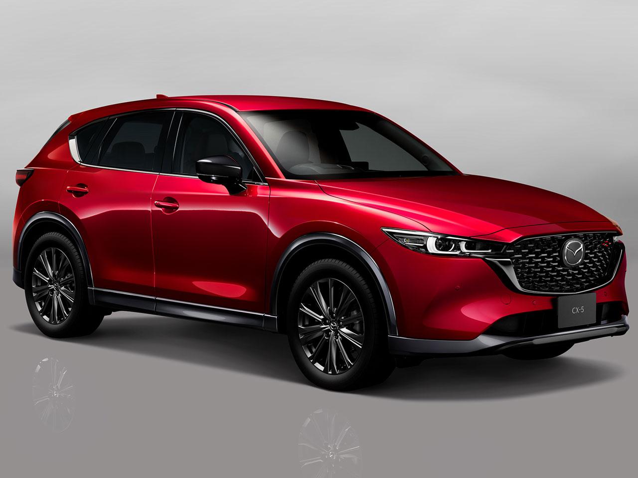 CX-5 2017年モデル の製品画像