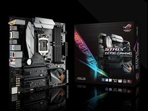 『本体 パッケージ』 ROG STRIX Z270G GAMING の製品画像