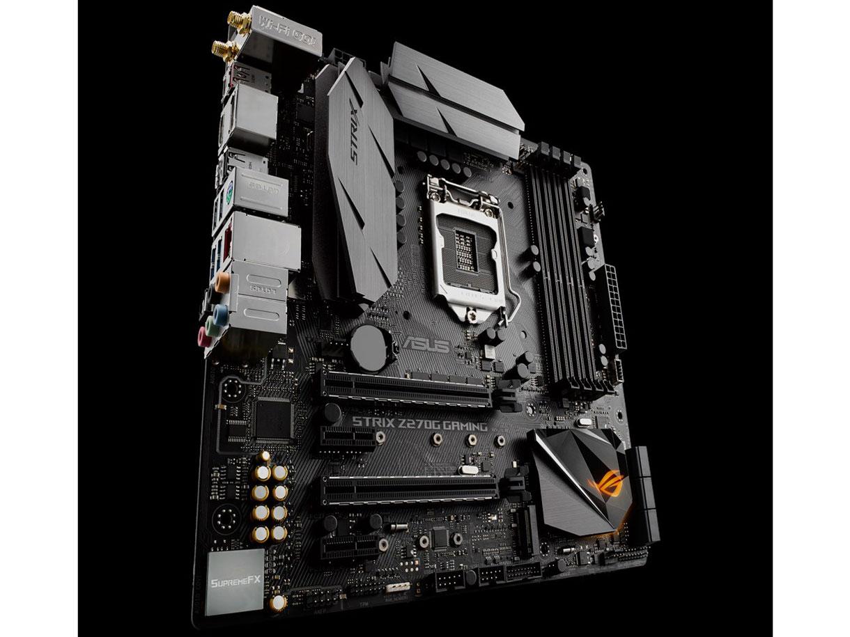 『本体1』 ROG STRIX Z270G GAMING の製品画像
