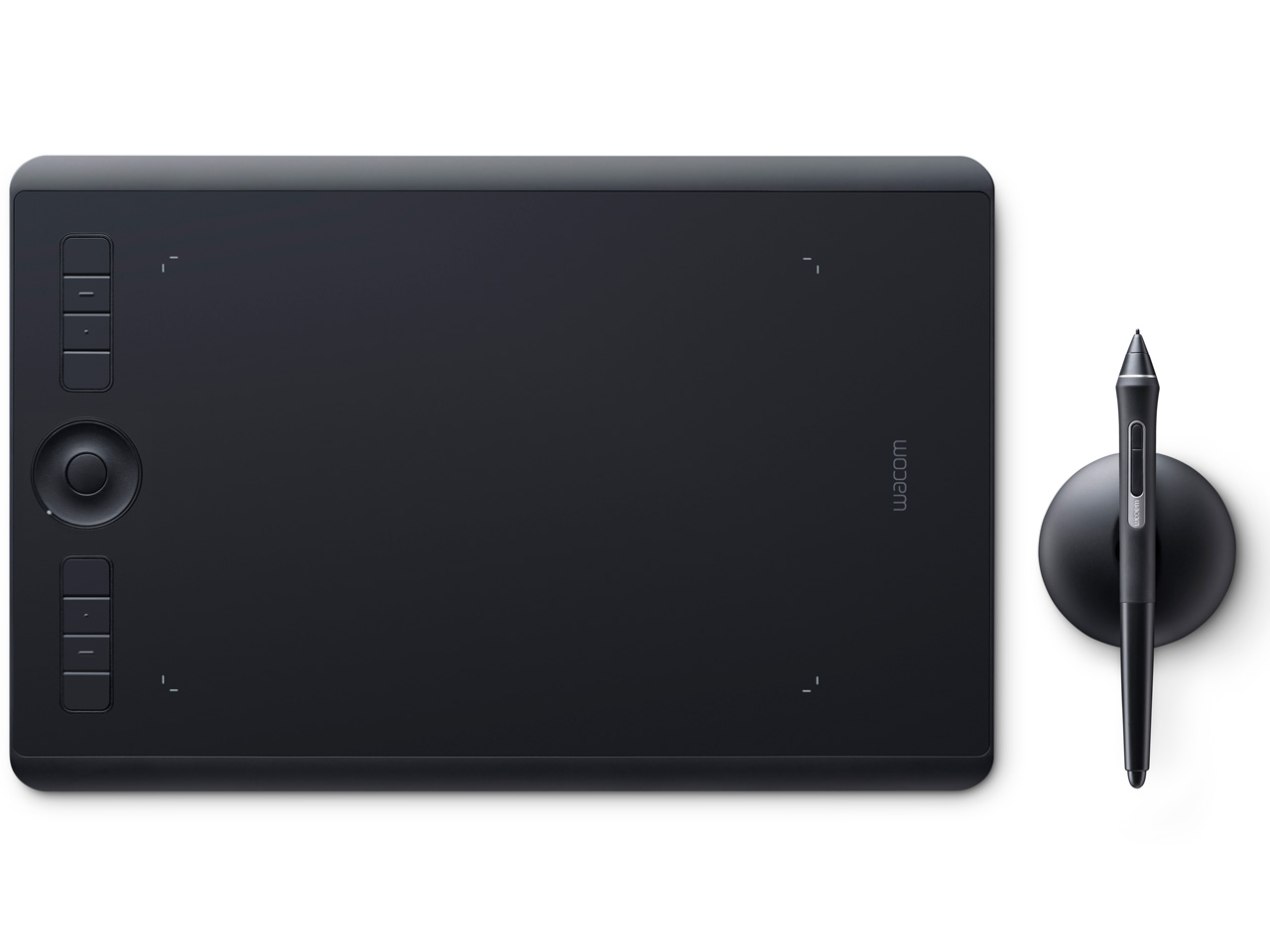 Intuos Pro Medium PTH-660/K0 [ブラック] の製品画像
