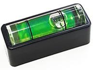 『付属品 マグネット内蔵ミニ水平器』 G-ARM UPC-GM14BK [ブラック] の製品画像