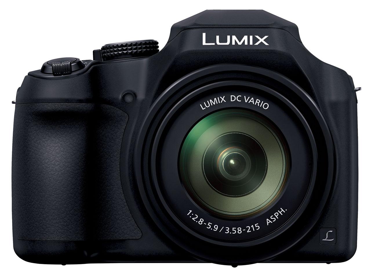 『本体 正面1』 LUMIX DC-FZ85 の製品画像