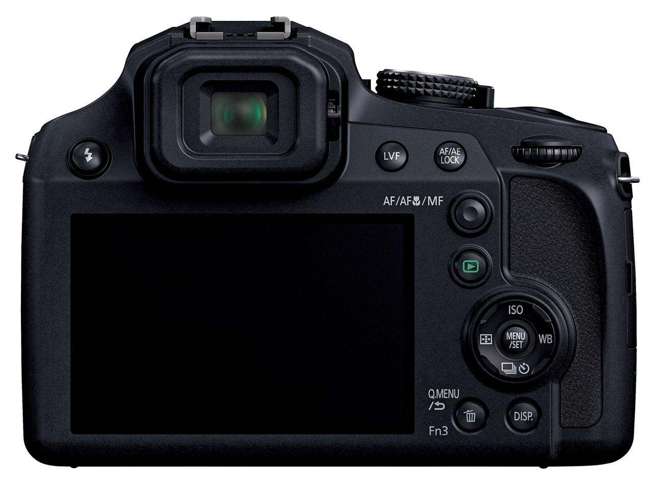『本体 背面』 LUMIX DC-FZ85 の製品画像