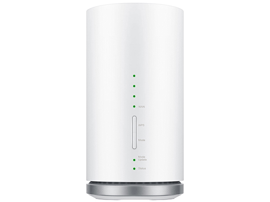 『本体 正面』 Speed Wi-Fi HOME L01 [ホワイト] の製品画像