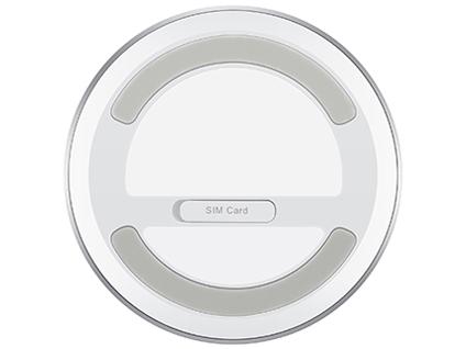 『本体 底面』 Speed Wi-Fi HOME L01 [ホワイト] の製品画像